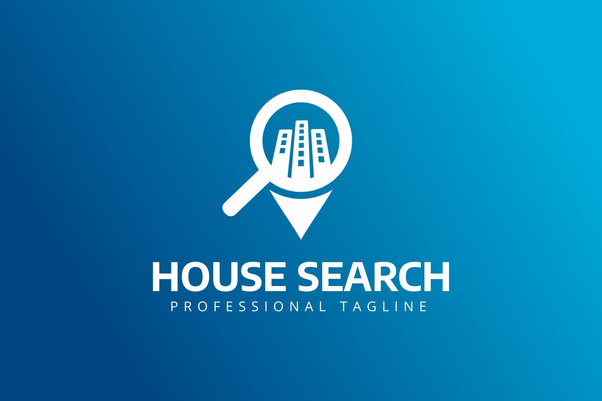 House Search Logo example image 2