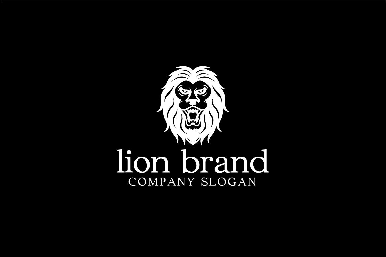 Lion Brand Logo example image 3