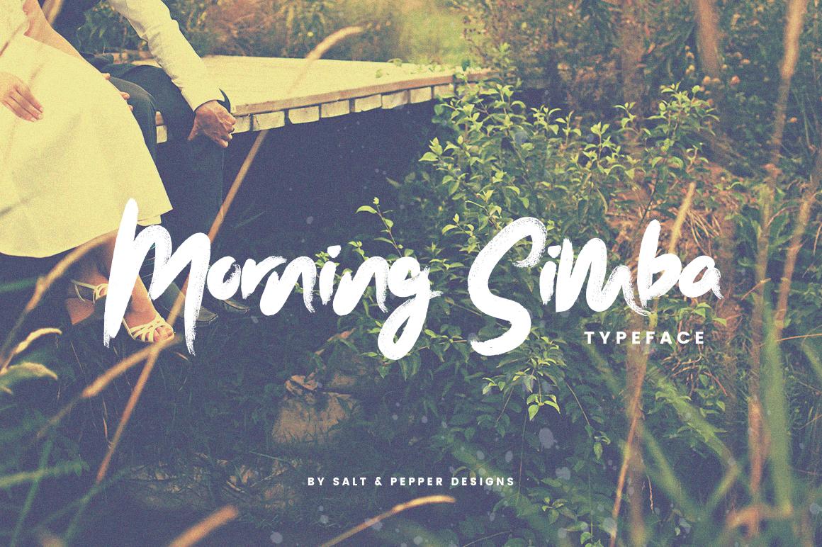 Morning Simba Script example image 1