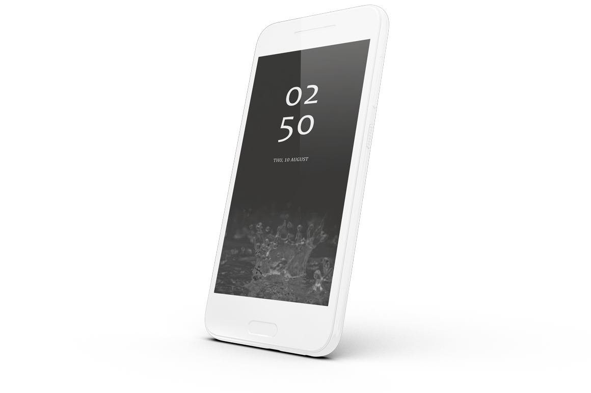 HTC One A9 MockUp example image 3