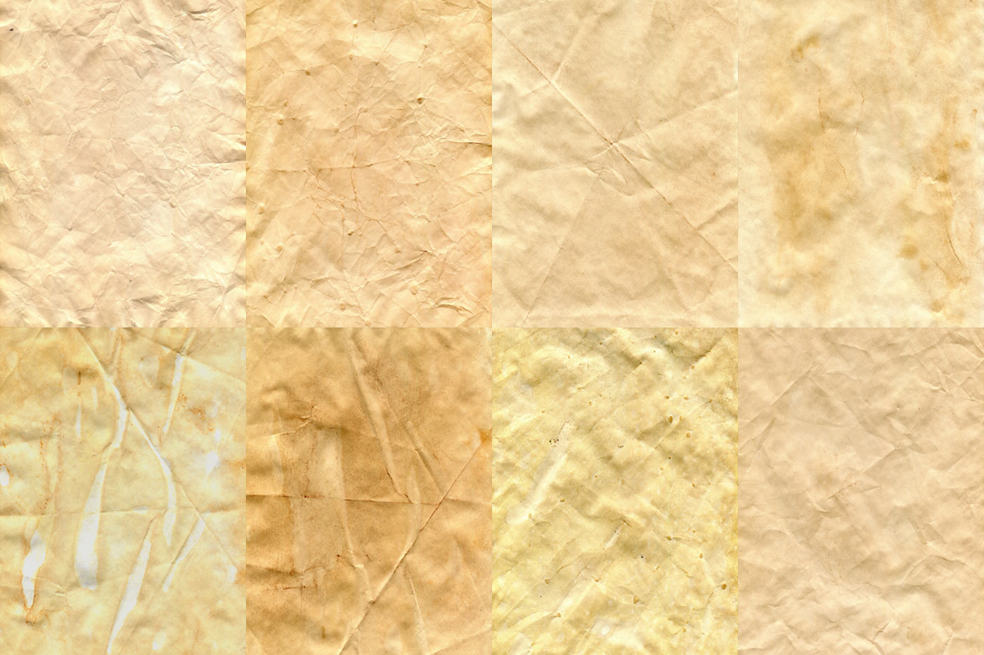 40 Vintage Paper Textures example image 3