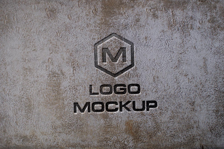 3D Logo Mock-up Bundle example image 9