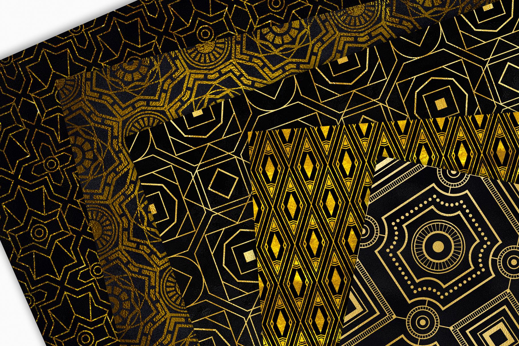 Noir - Patterns & Textures Bundle example image 24
