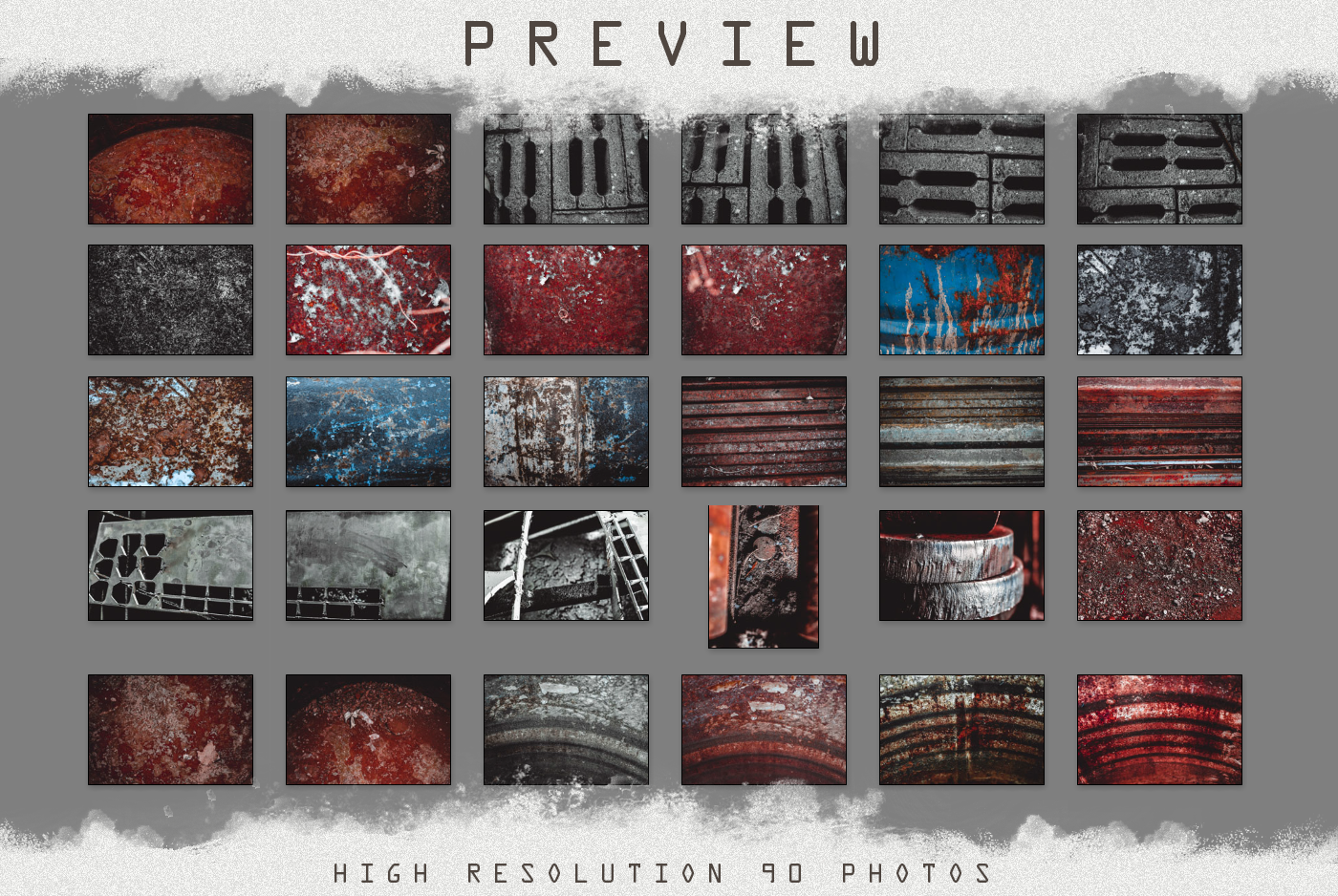 Spring overlays Grunge overlays textures, backdrop, dirty example image 4