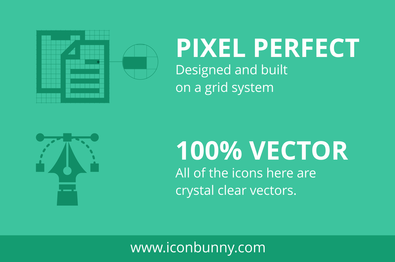 150 SEO & Development Flat Icons example image 6
