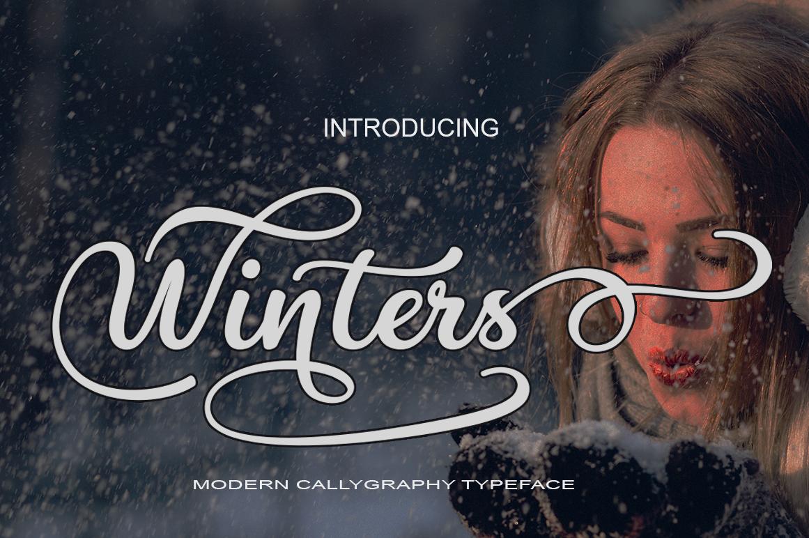 Fresh Bundles Font Script Happy New Year example image 8