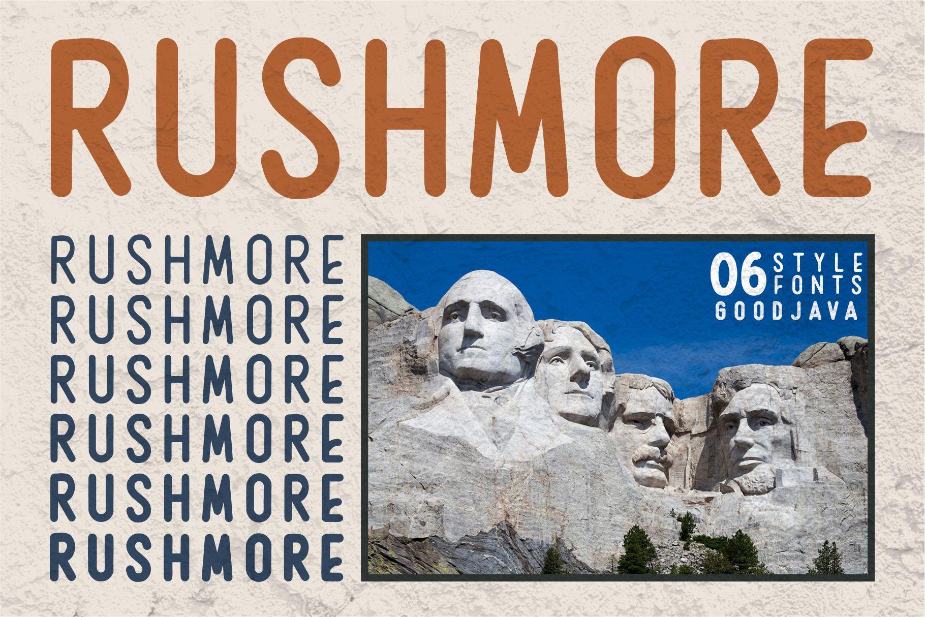 Rushmore example image 1