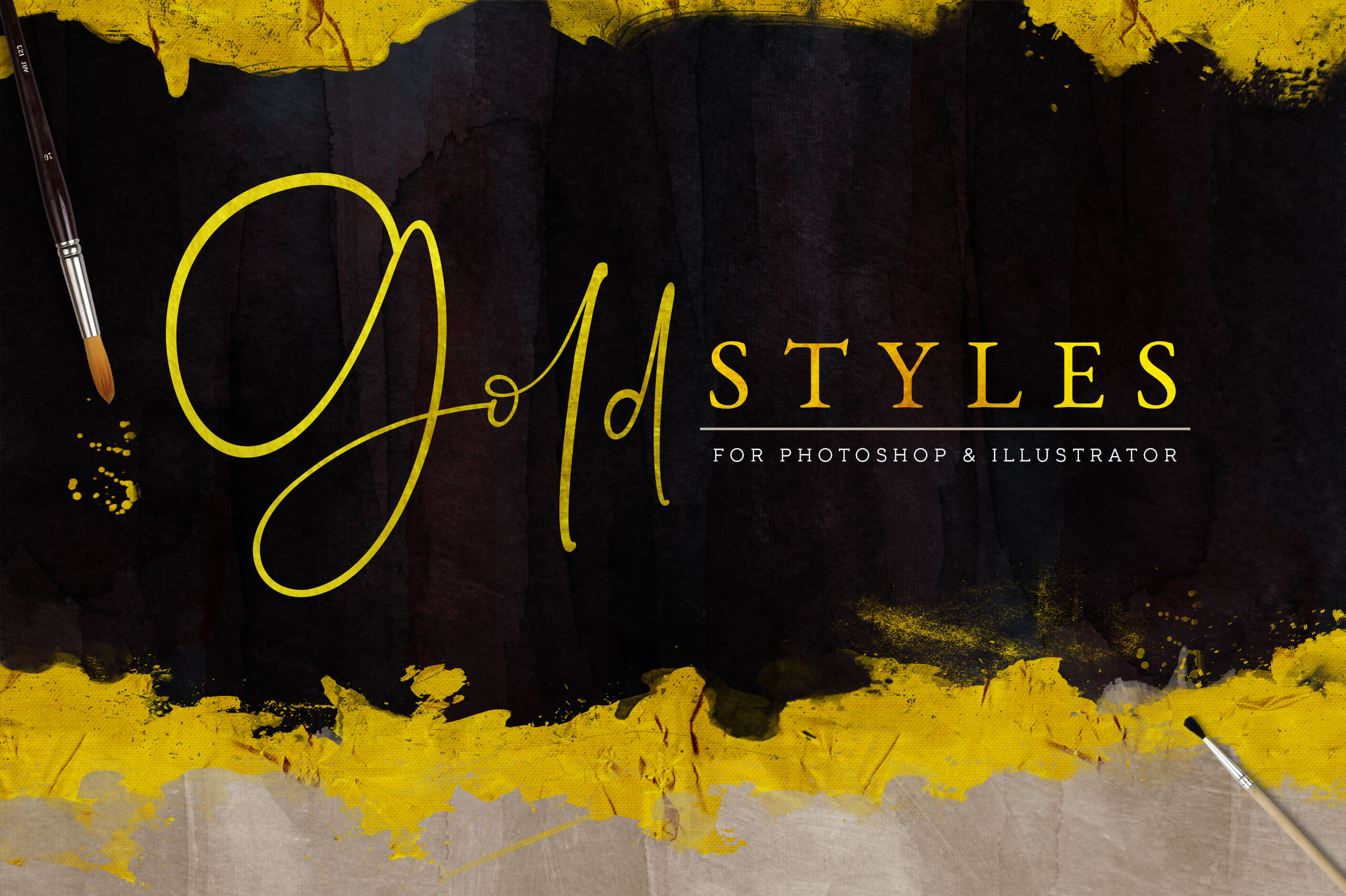 Gold Styles example image 1