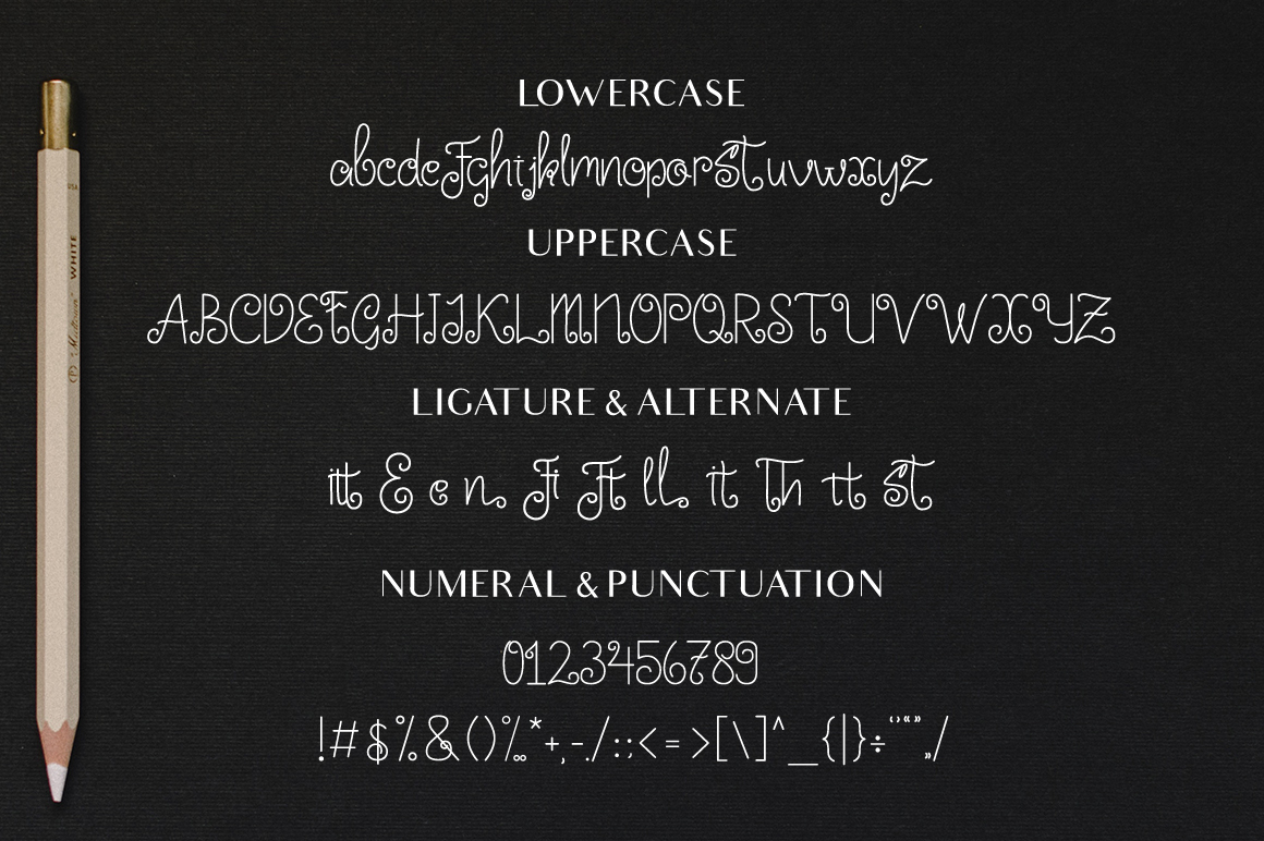 Little Edward - Childish font example image 6