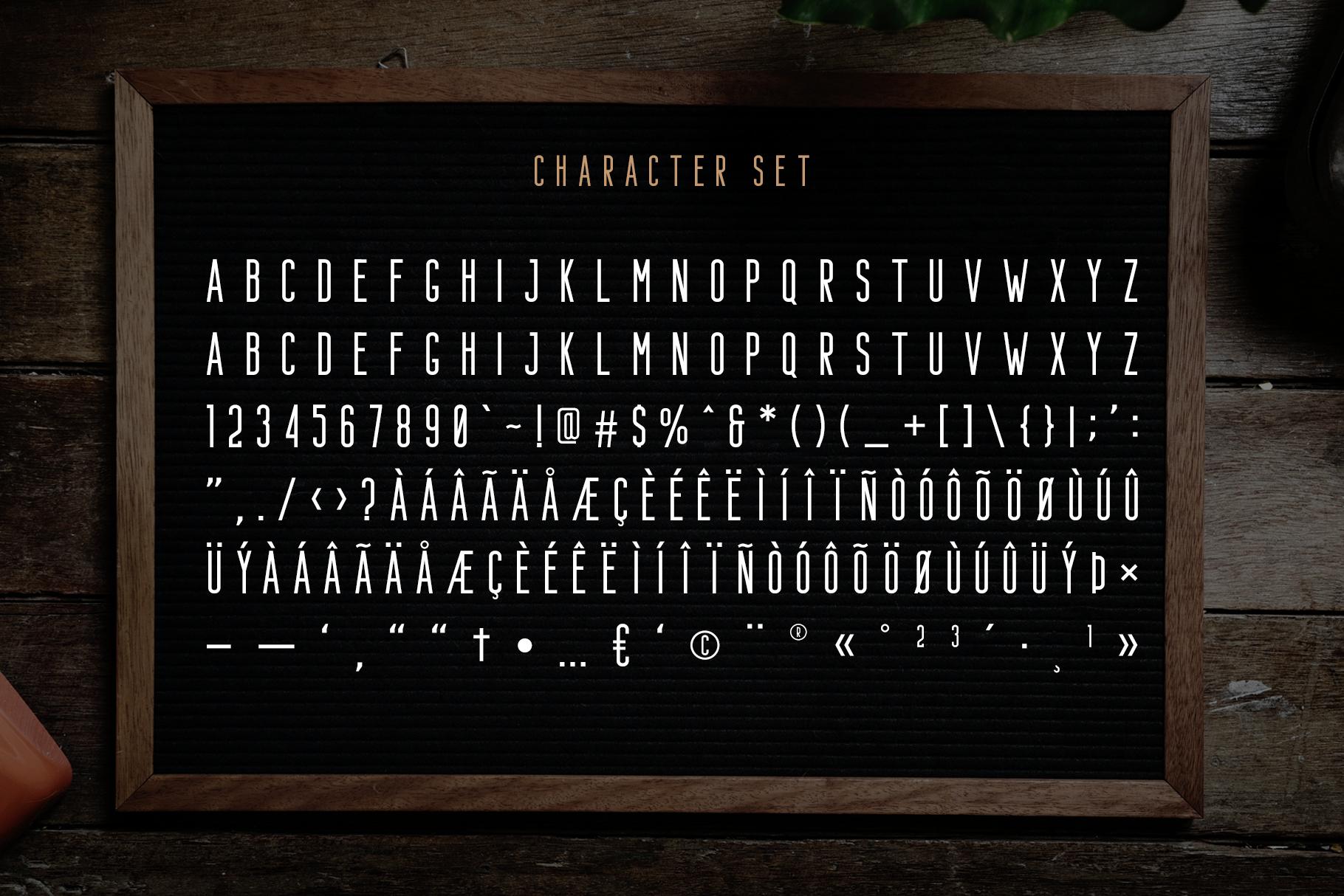 Bafora - SVG Font Bonus Bondie Font example image 7