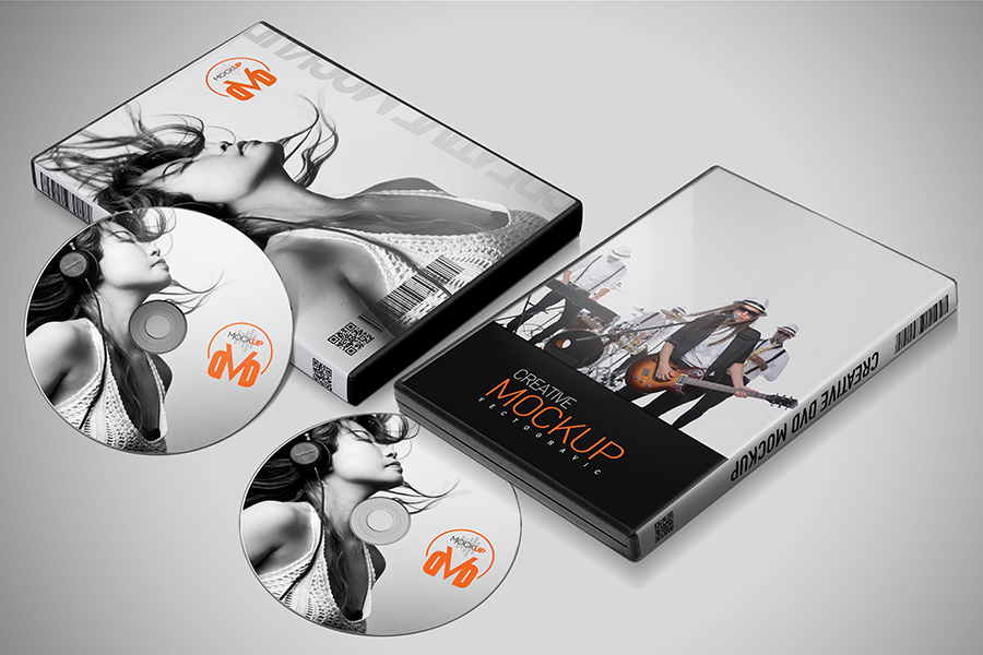DVD MOCKUP example image 4