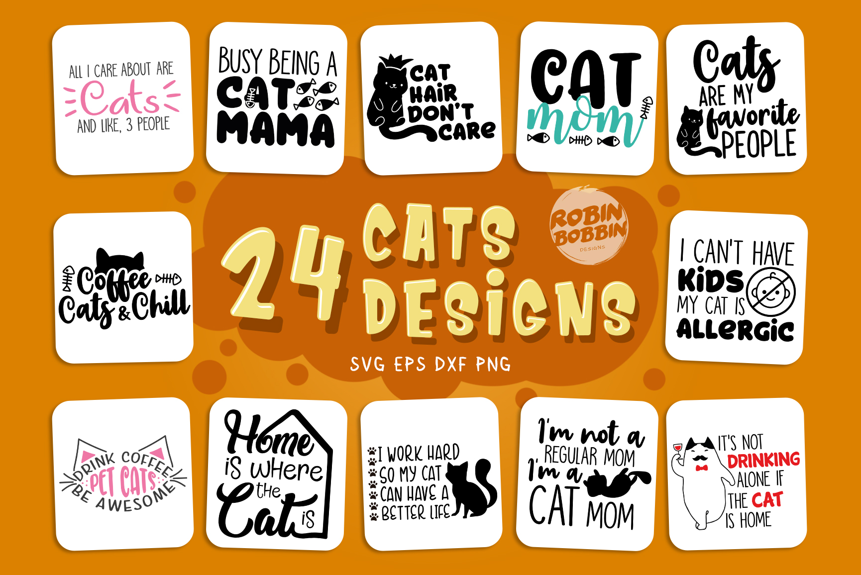Mega SVG Bundle - Cut Files Bundle - Mega Bundle Over 700 example image 4