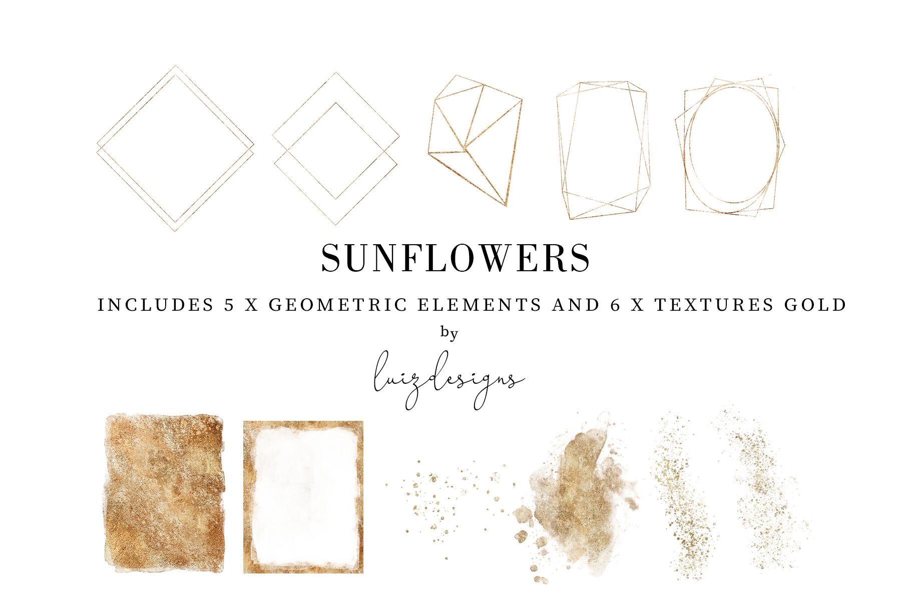 Sunflowers example image 5