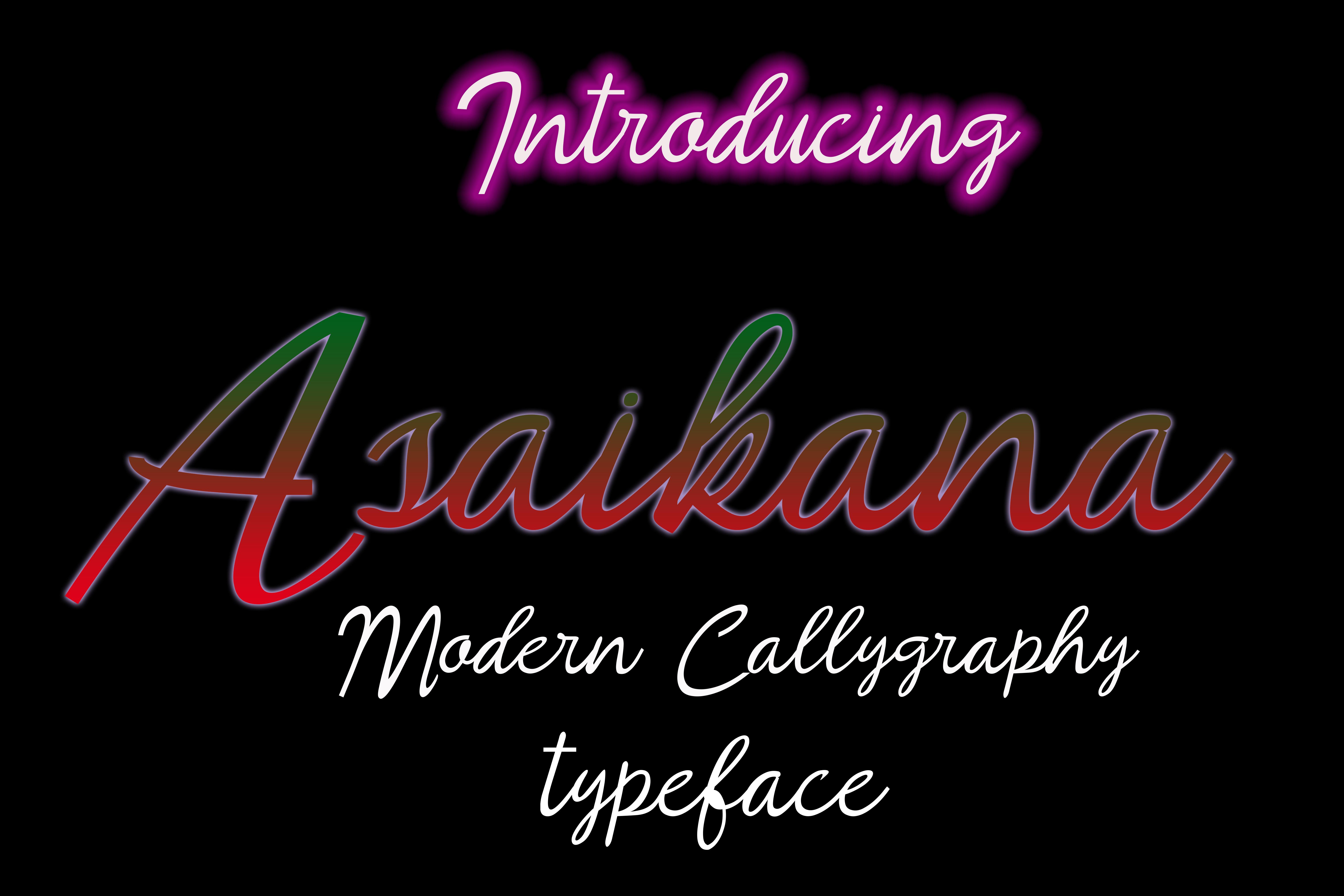 Asaikana example image 2