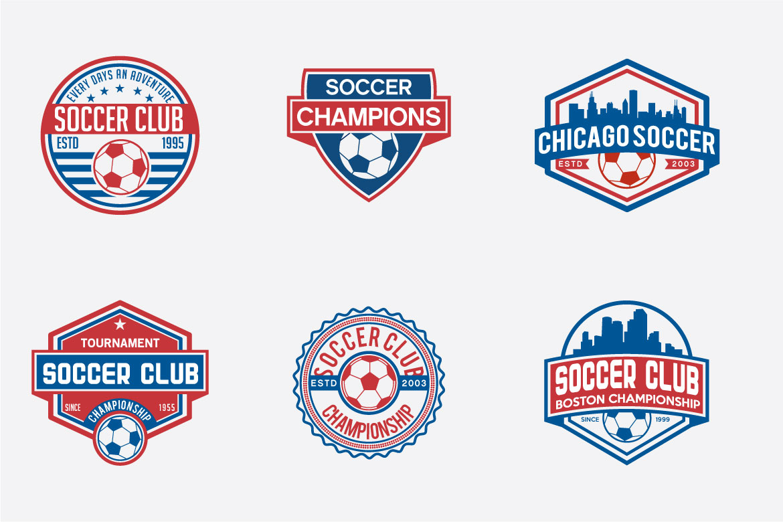 173 Sports Badges and Logo Bundle example image 10