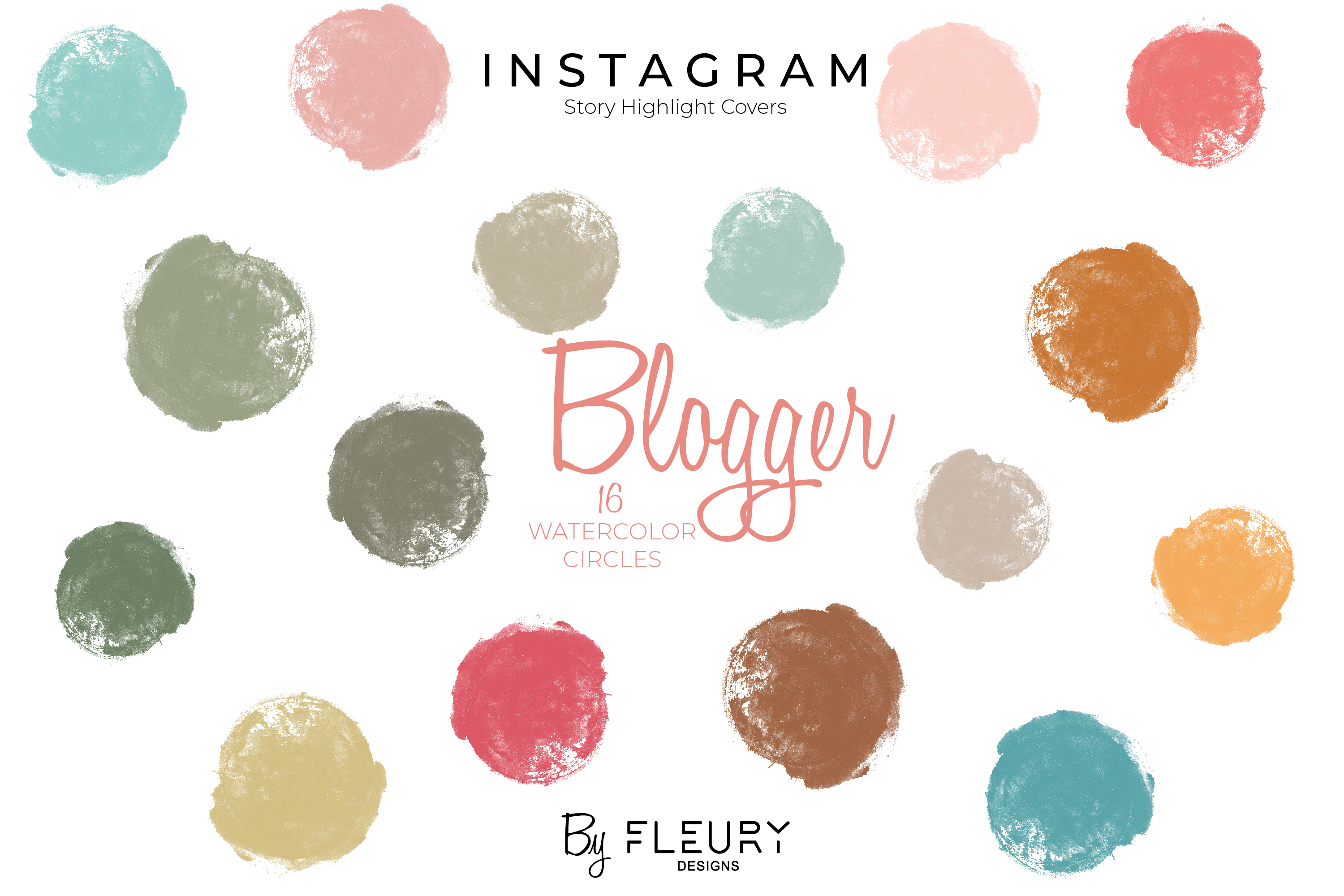 Instagram Stories Highlight Covers - Blogger example image 1