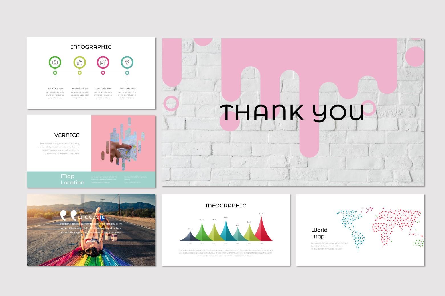 Vernice - Google Slides Template example image 5