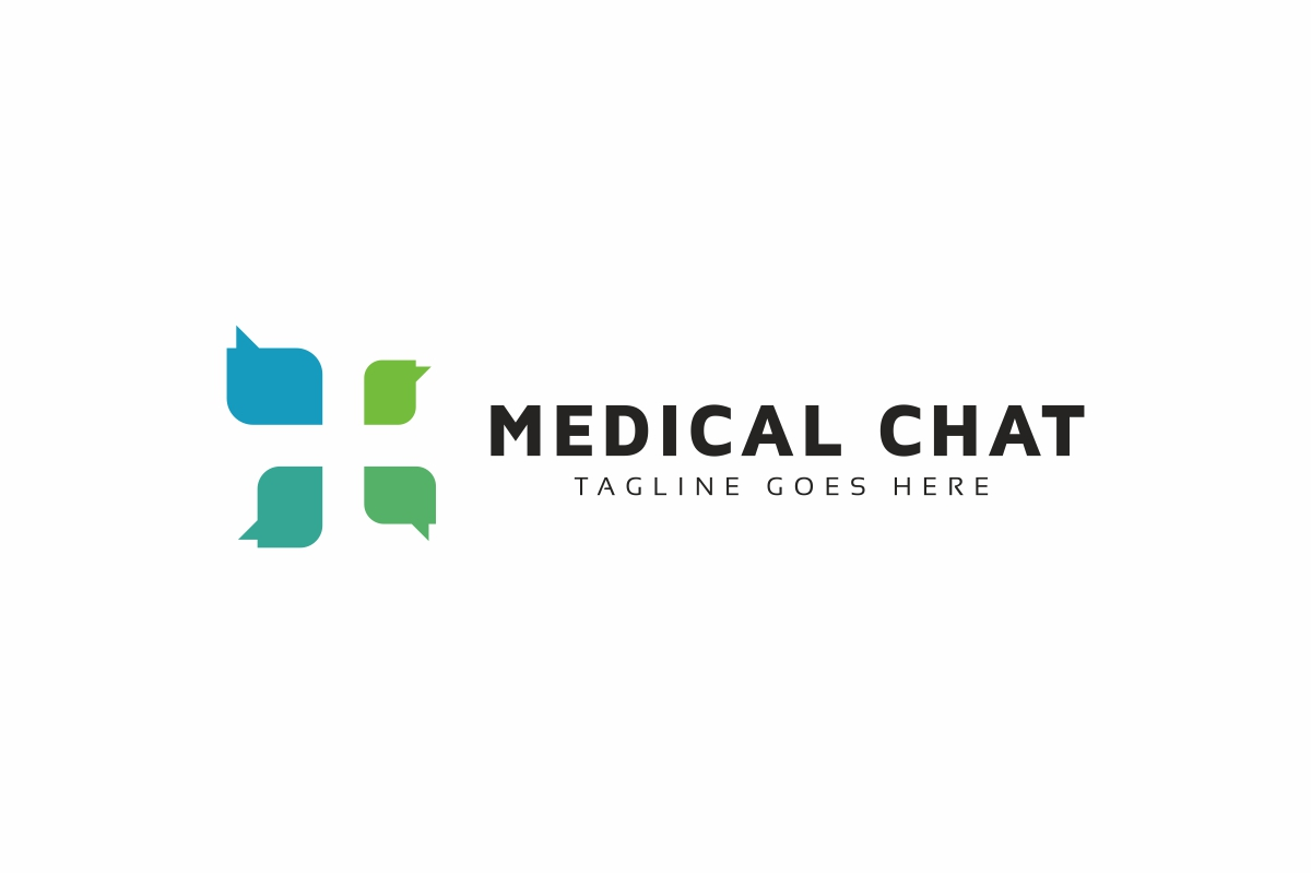 Medical Chat Logo example image 2