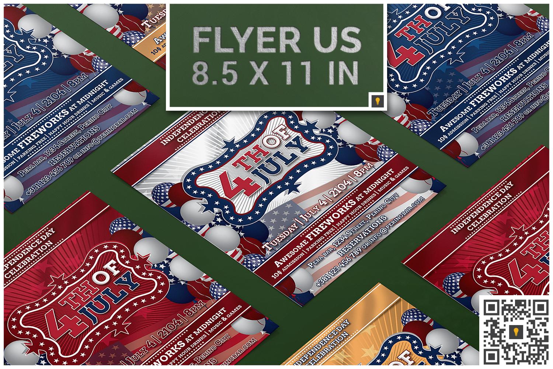 Flyer Bundle 50% SAVINGS example image 8