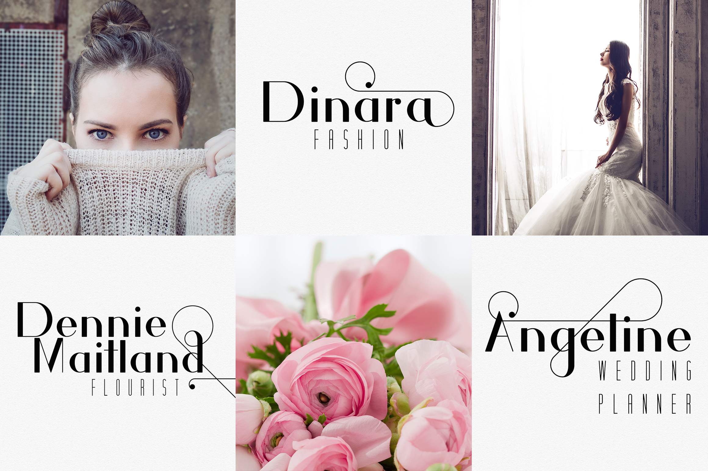 The Font Duo Collection | 8in1 example image 20