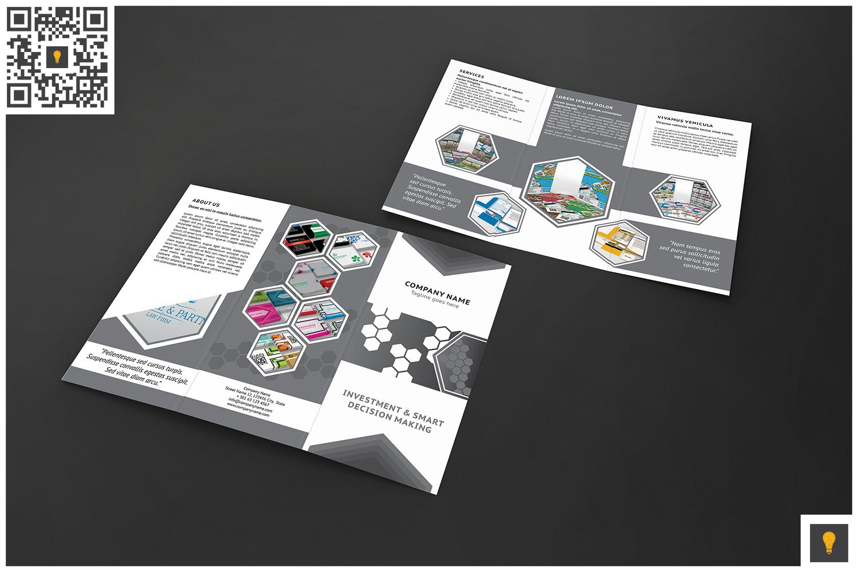 Corporate Hive Print Bundle example image 20