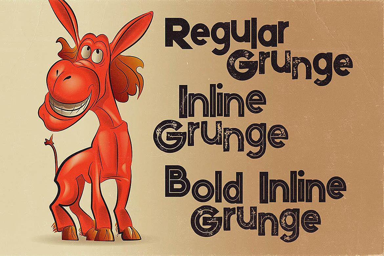 Kiko - Funny Display Font example image 4