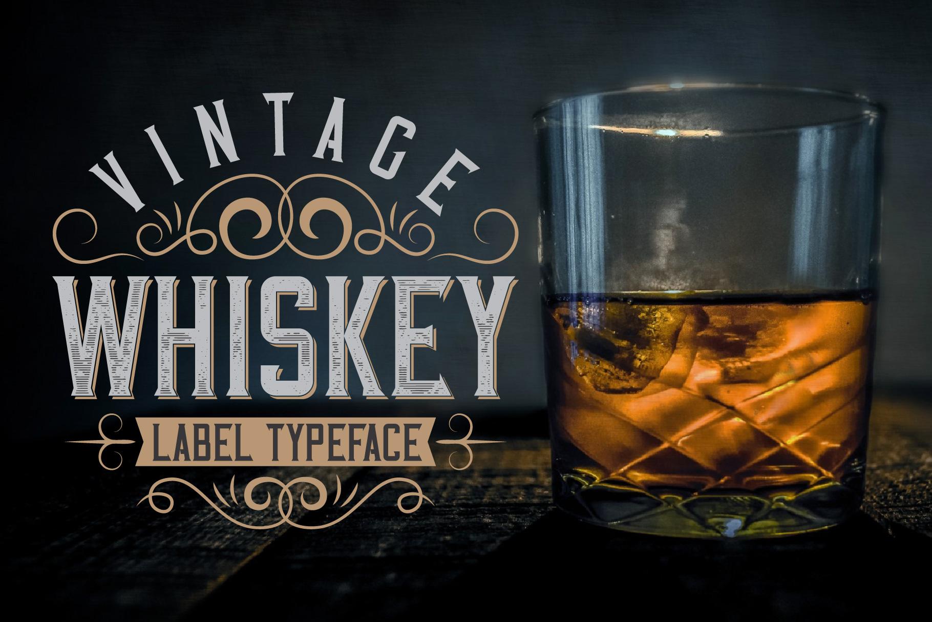 Whiskey Fonts Bundle example image 19