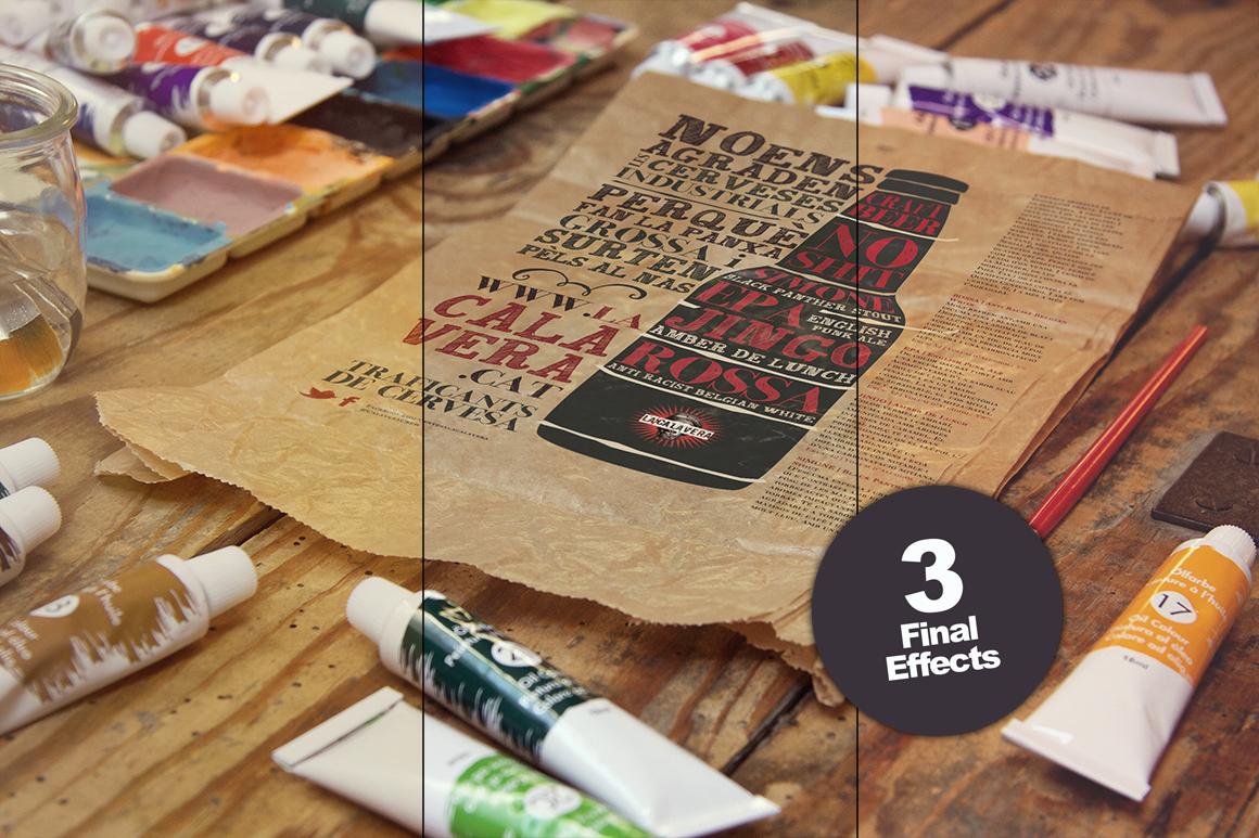 50 Art Mockups Bundle -60OFF example image 9