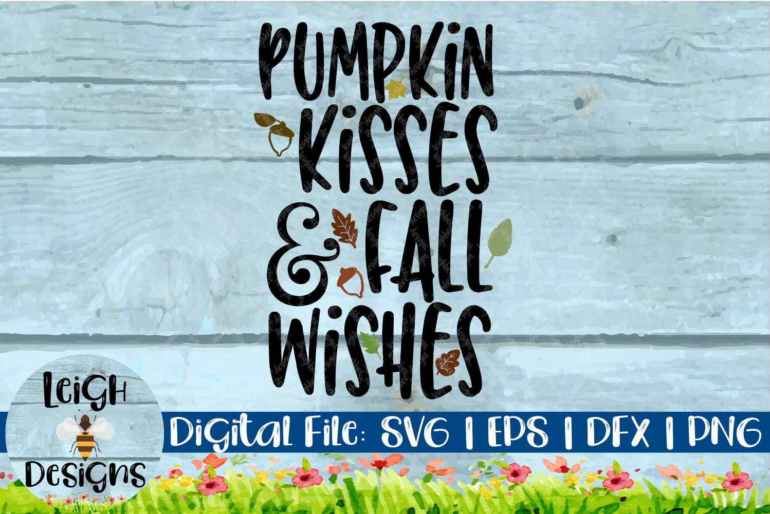 Pumpkin Kisses & Fall Wishes Craft File example image 2