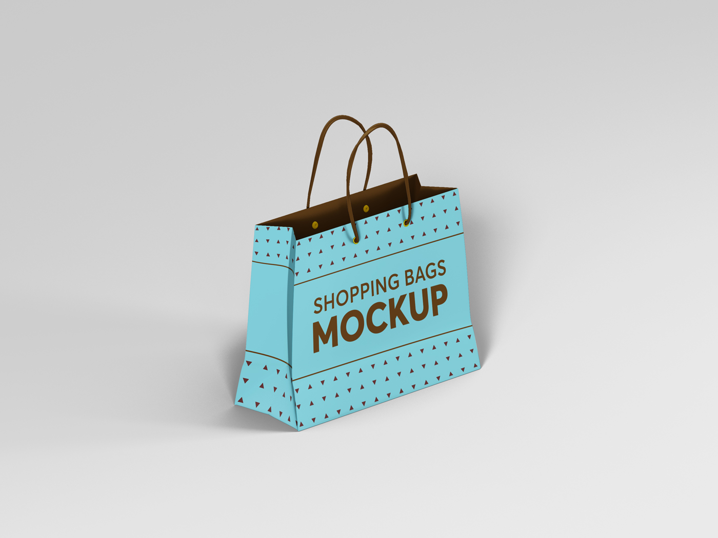 Shopping Bag Mockups V2 example image 13
