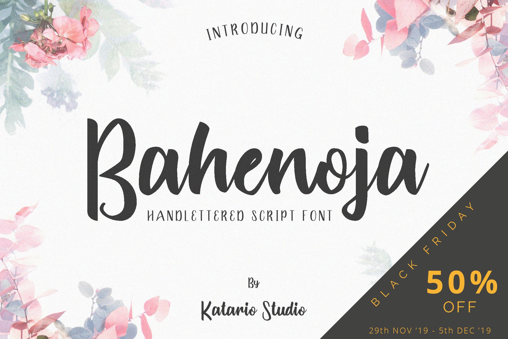 Bahenoja example image 8