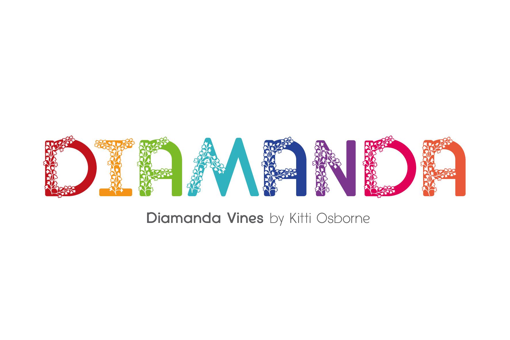 Diamanda Font Family Bundle includes 6 crafting fonts example image 3