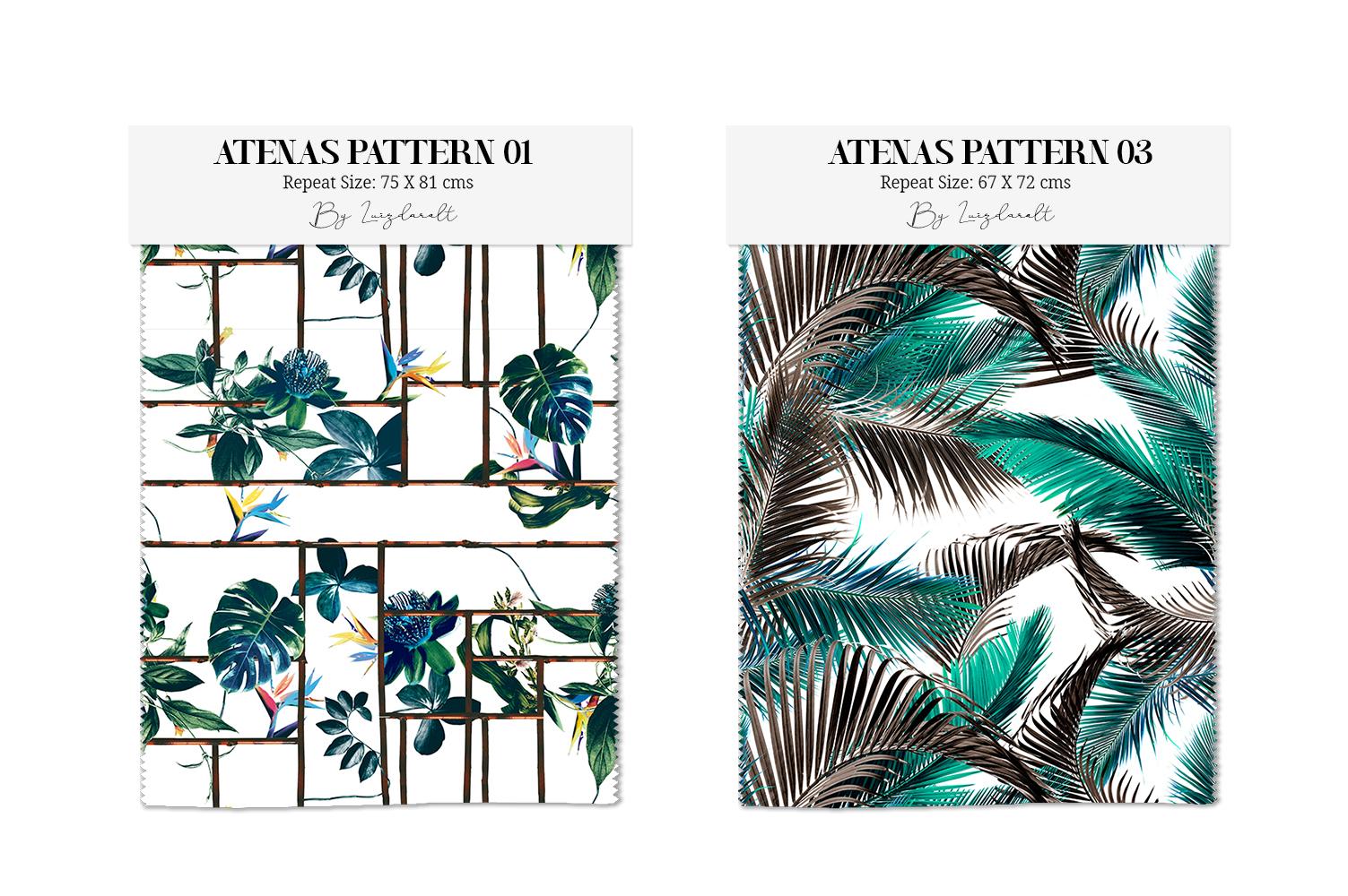 Atenas Patterns example image 2