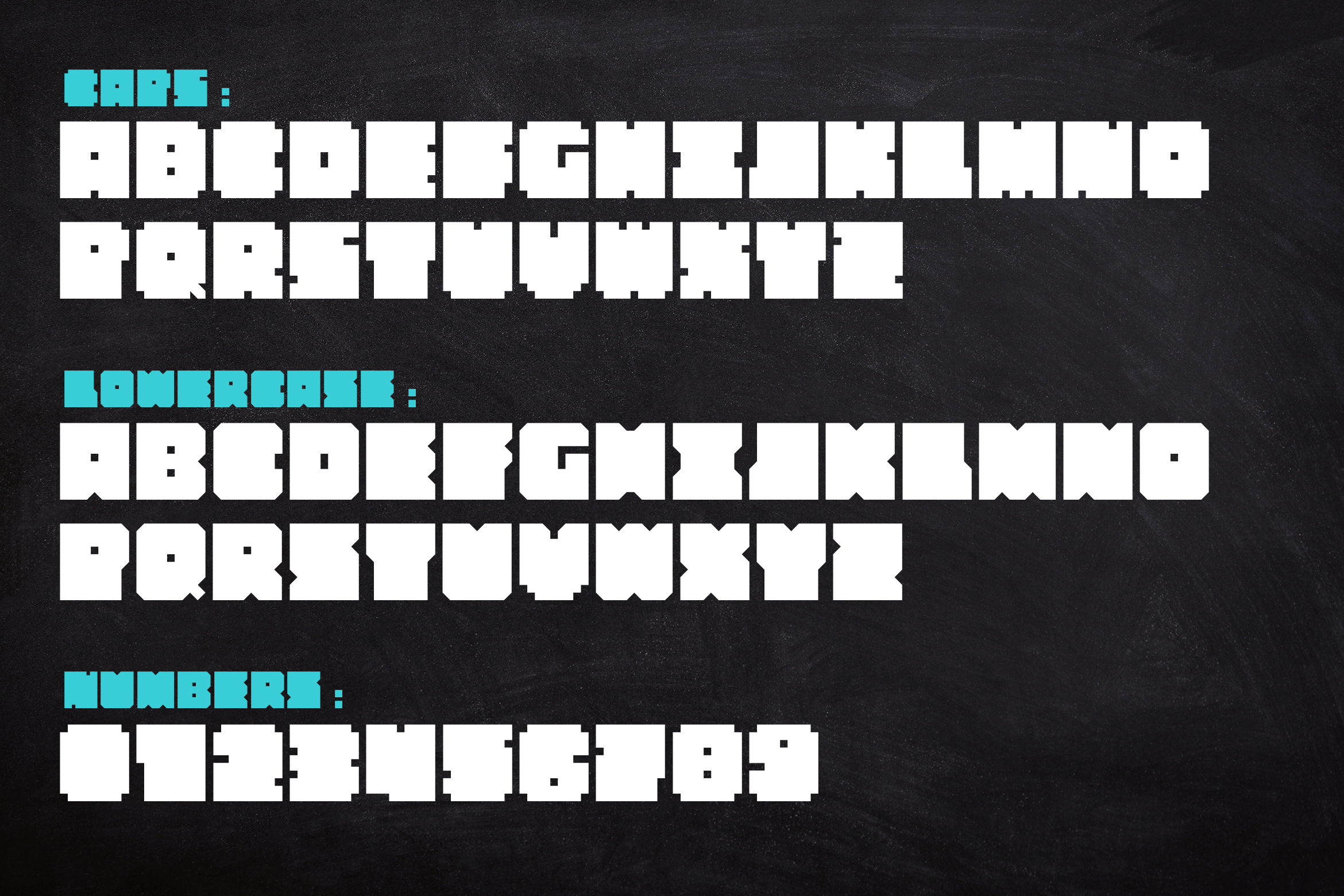 Mistry Box - Boldest Display Font example image 7