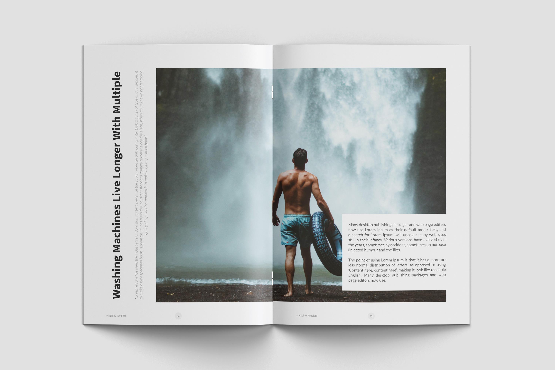Modern Multipurpose Magazine Layout example image 5