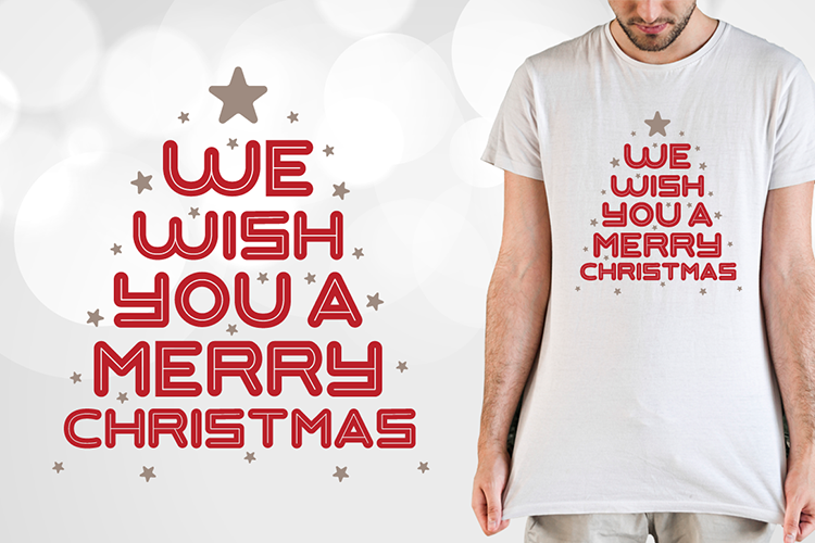 Love Santa - A Special Font For Christmas example image 3
