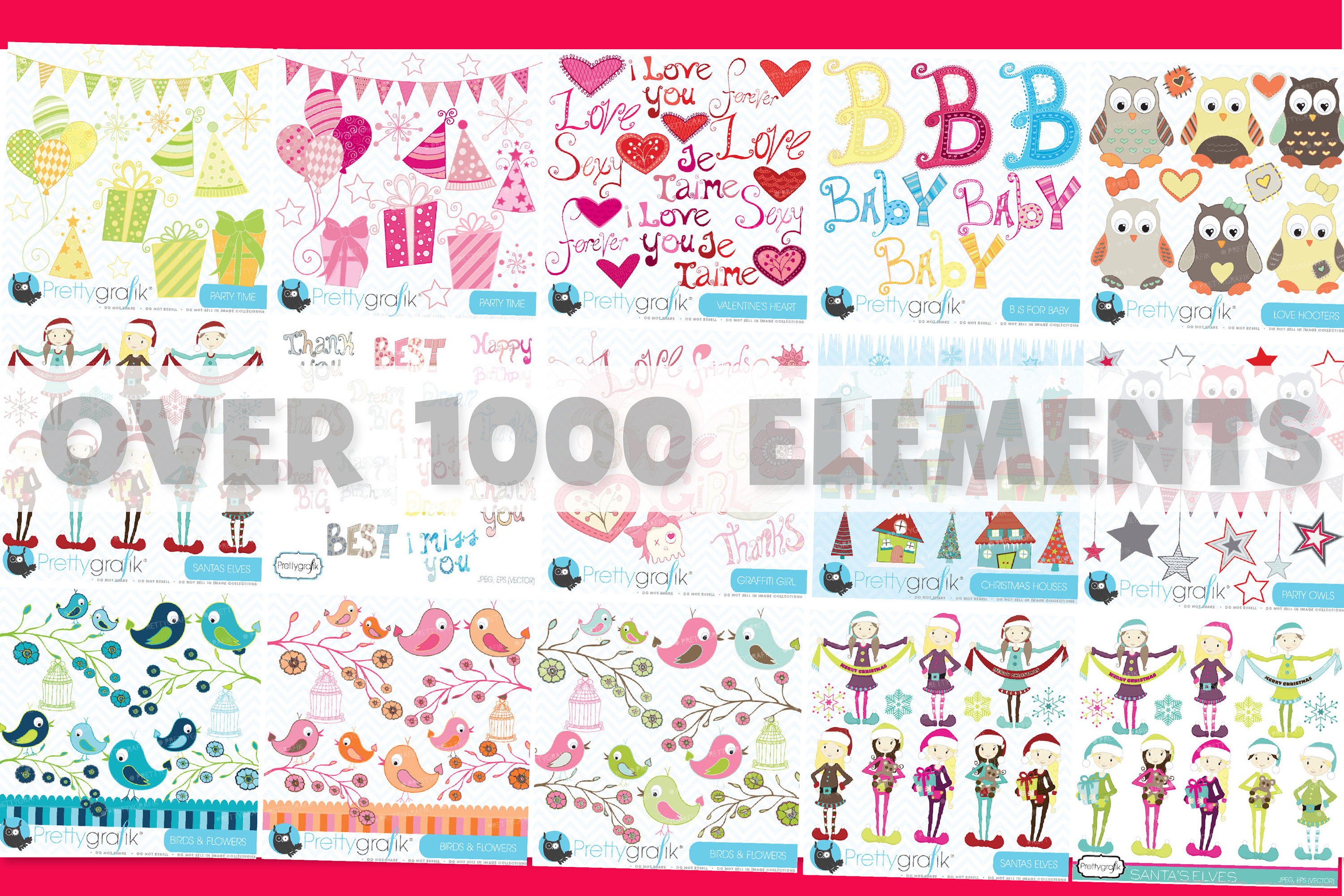 MEGA BUNDLE PART02 - 40000 in 1 Full Collection example image 3