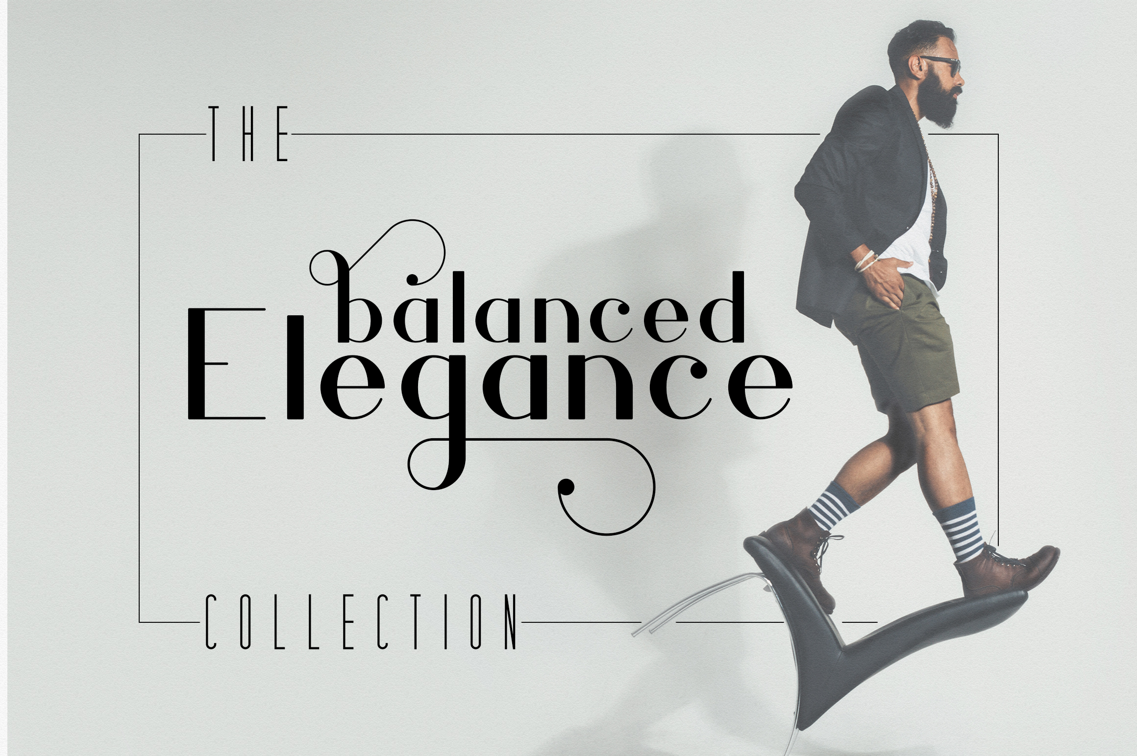 The Font Duo Collection | 8in1 example image 18