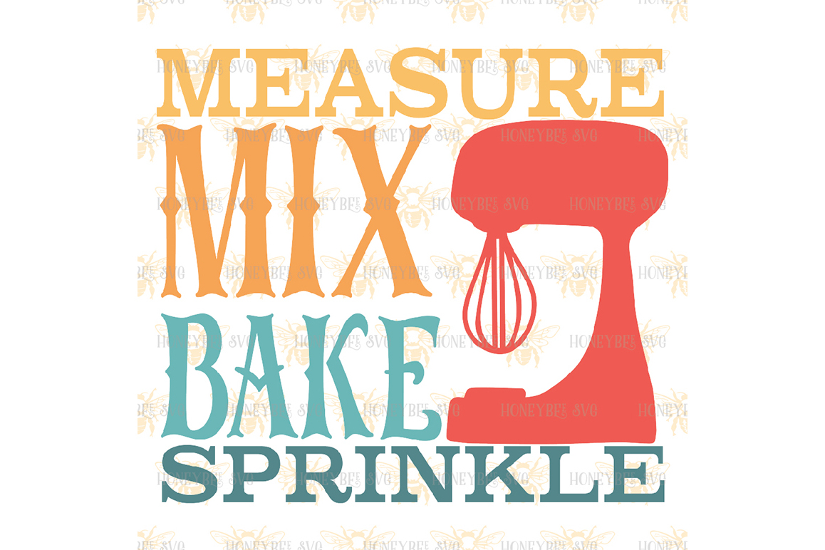 Measure Mix Bake svg example image 2
