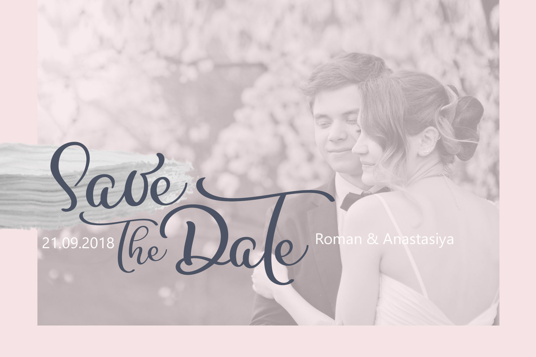 Calligraphy Wedding Decor Font Delight example image 3