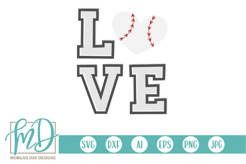 Biggest Fan - Baseball Love - Love Baseball SVG example image 1