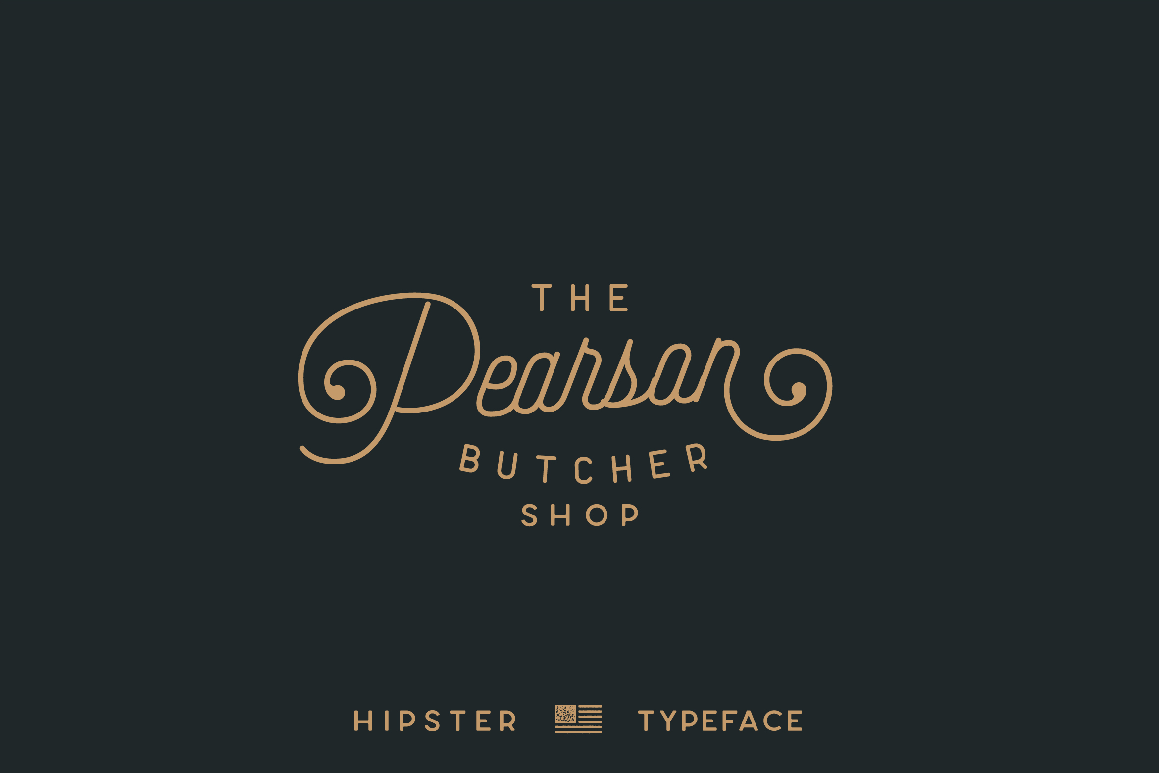 Hipster Style Script and Sans Typeface example image 8