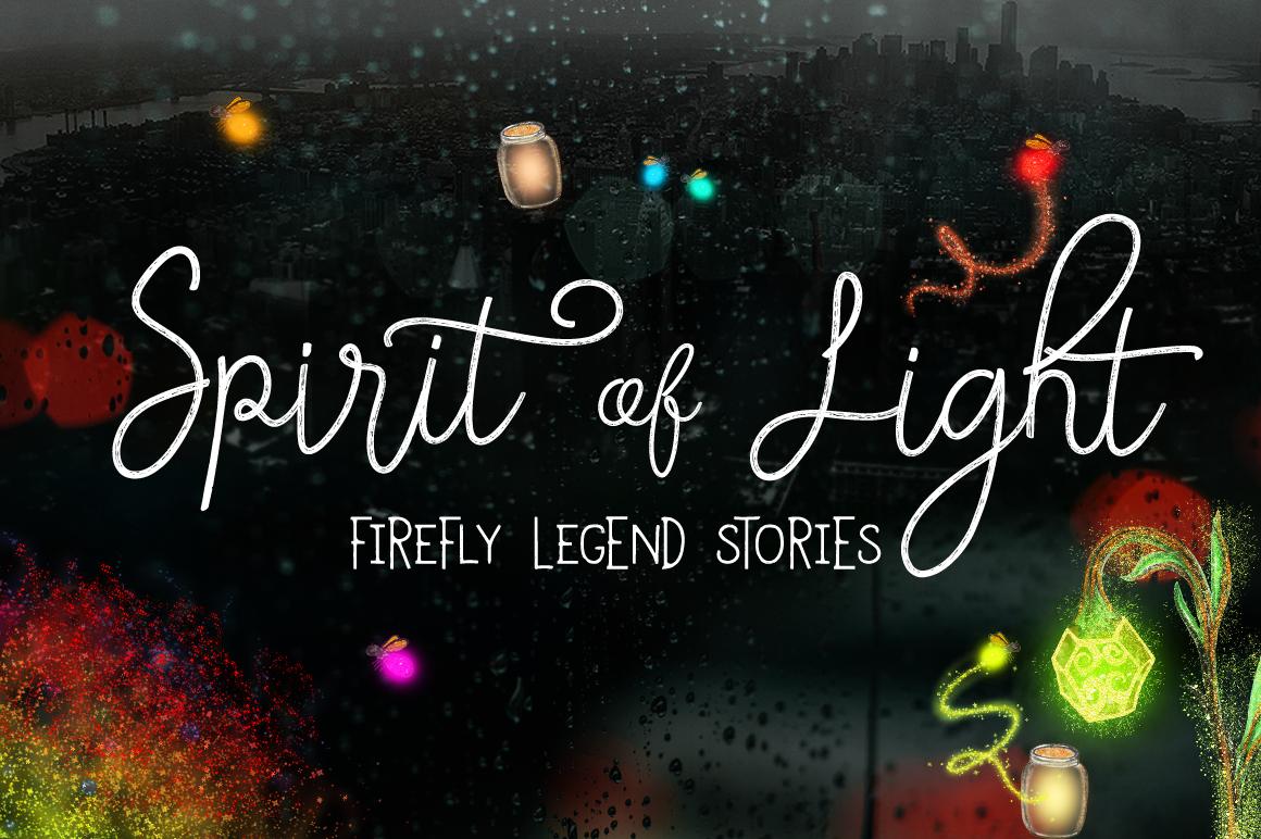 Firefly - Handletter Family example image 8