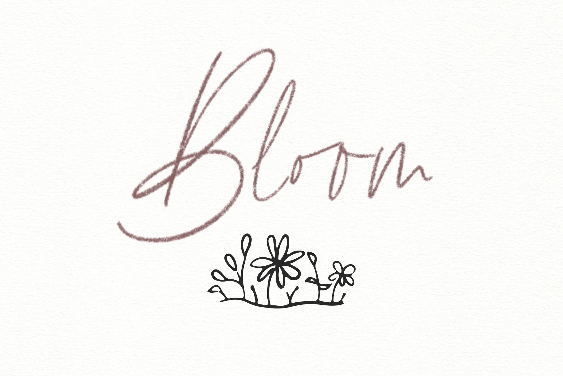 Farmhouse Doodles - Dingbat Font example image 9