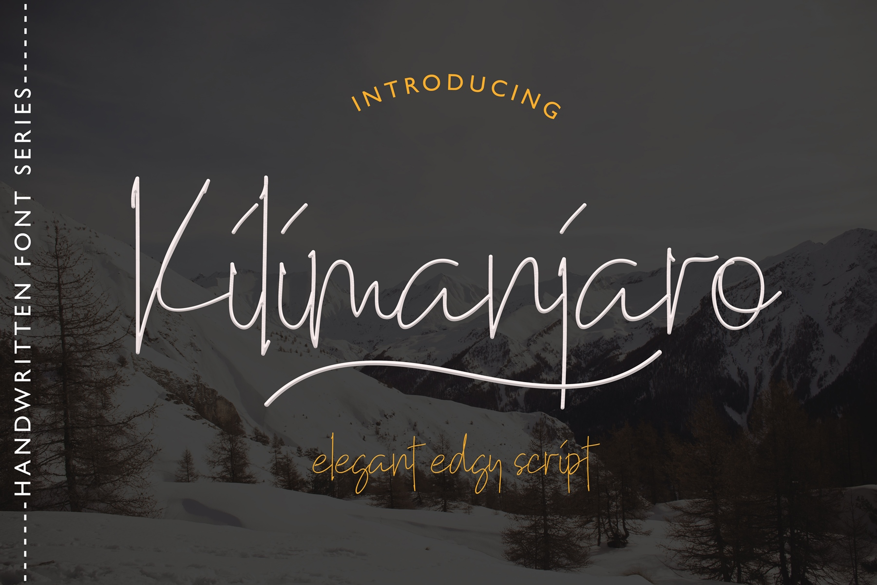 Kilimanjaro example image 1