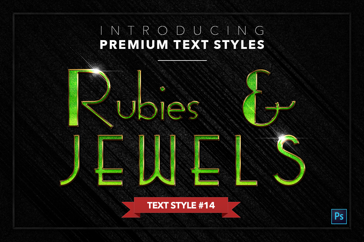 Rubies & Jewels #1 - 20 Text Styles example image 15