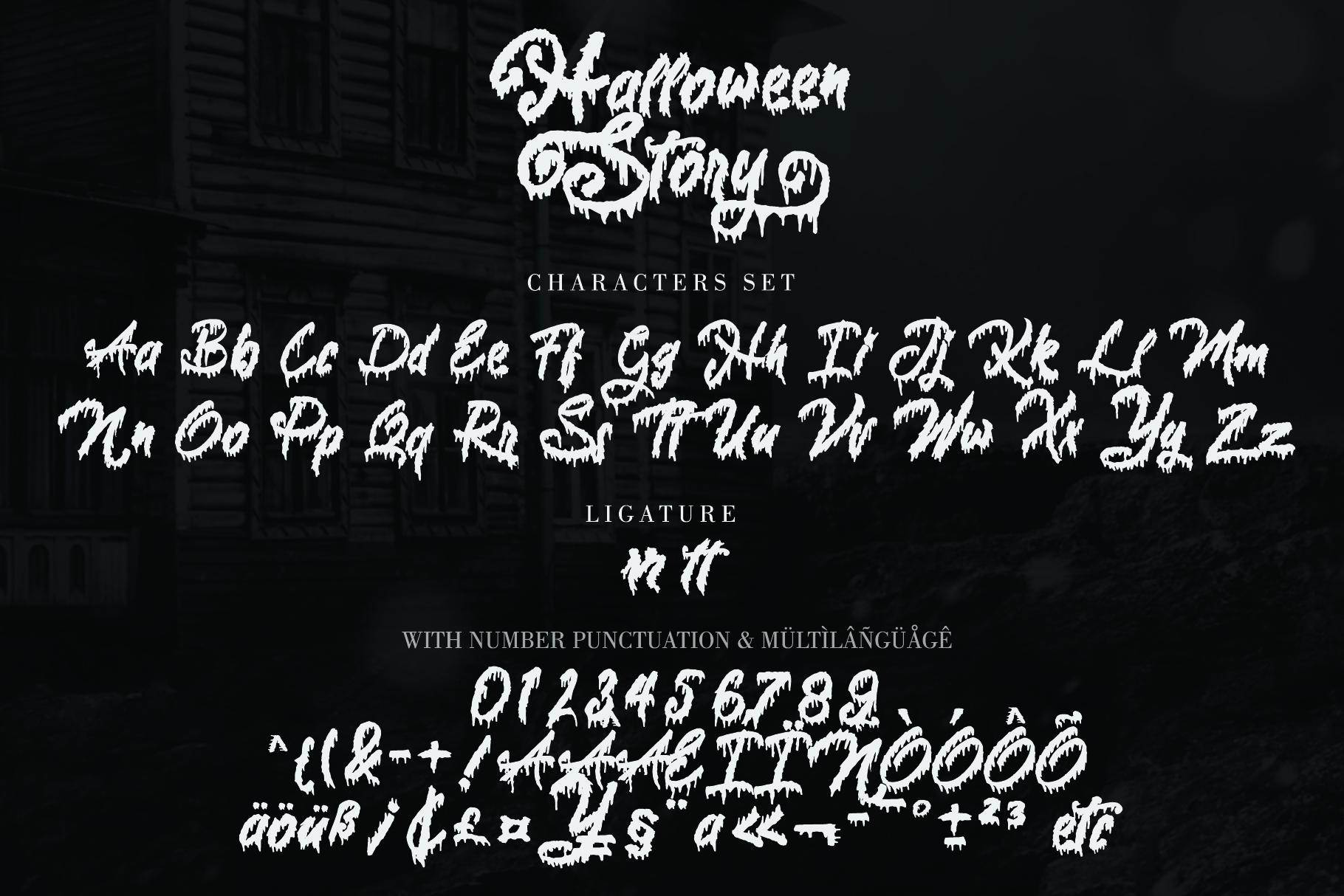 Halloween Story example image 4