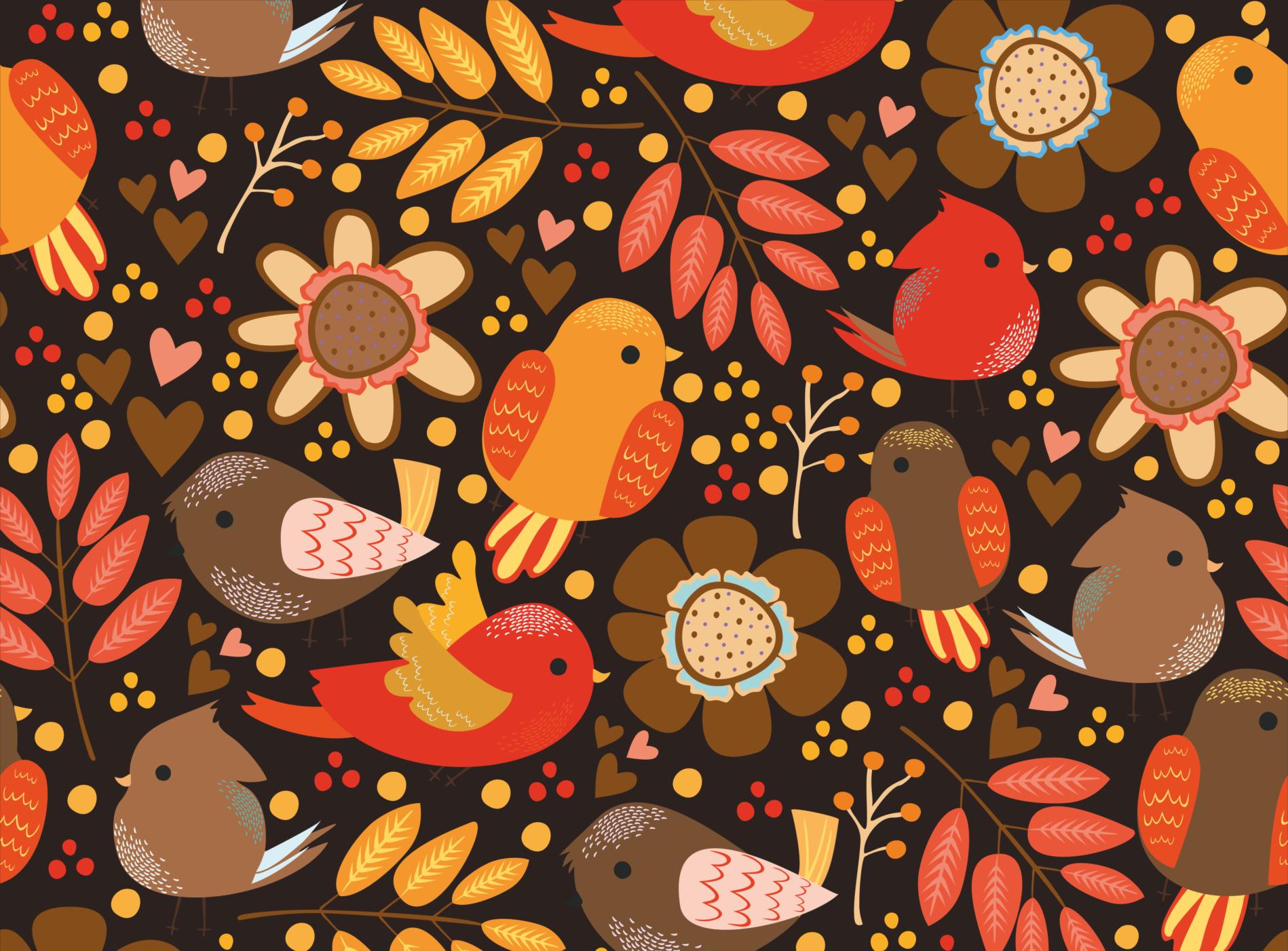 Birds set 2 (vector,jpg,png) example image 3