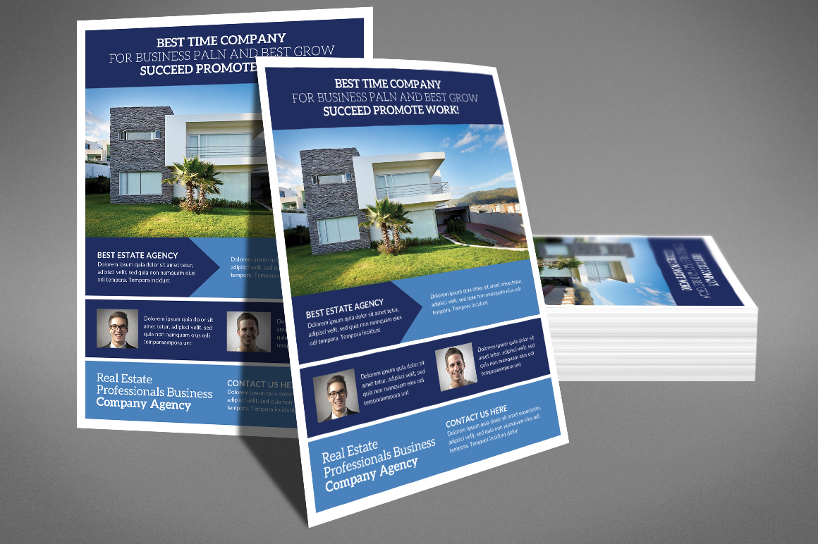Business Agency Flyer example image 3