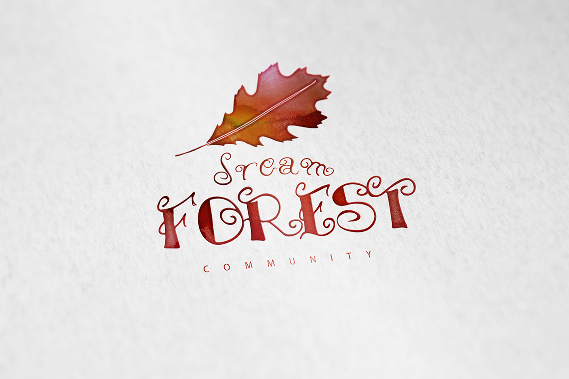 Wooby Script Typeface example image 4